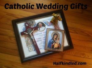 Favorite Catholic Wedding Gifts