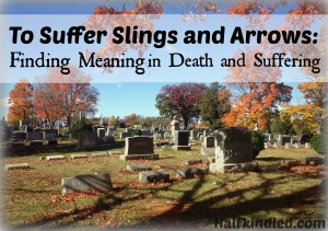 To Suffer Slings and Arrows: Finding Meaning in Death and Suffering